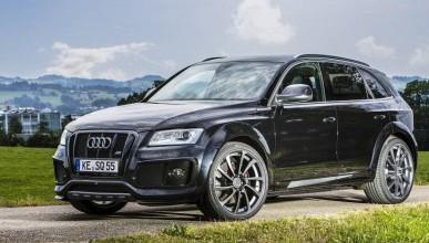 Audi SQ5 със специален тунинг
