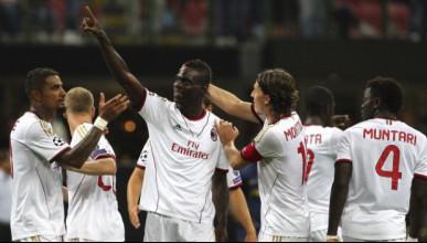 Милан отива в Шампионска лига