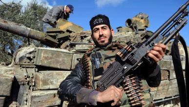 Конфликтът в Сирия
