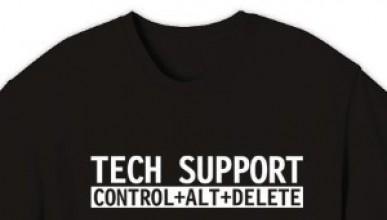 IT-поддръжката в анонимност