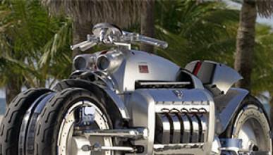 Най-бързият мотор на света