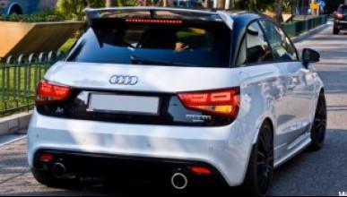 Audi A1 е малък състезател