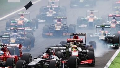 Фетел спечели в задния двор на Ferrari