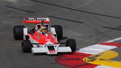 37-годишен болид от Формула 1