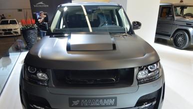 Hamann и Land Rover
