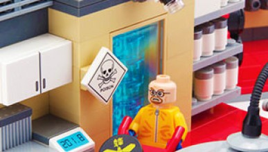 Breaking Bad от Lego