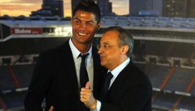 Роналдо остава в Реал Мадрид