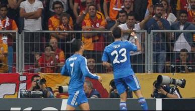 Реал Мадрид доминира в Истанбул