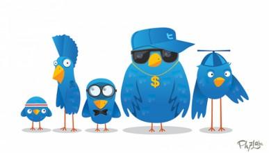 Петъчният туитър