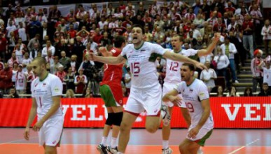 Българските волейболисти на 1/4-финалите