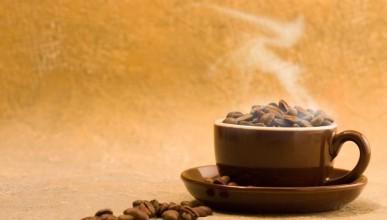 Голо горещо кафе