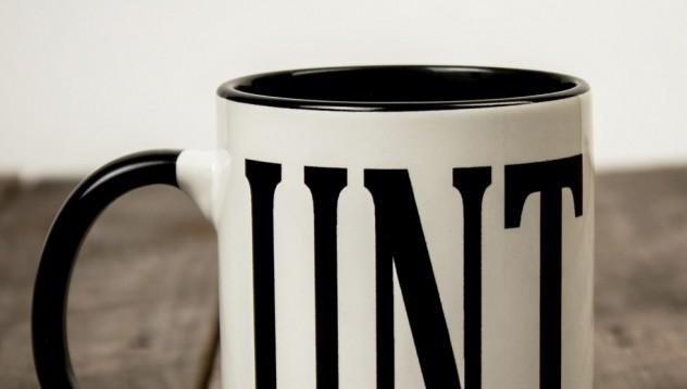 UNT - чаша за кафе!