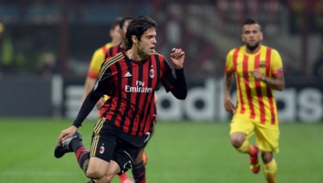 Милан и Барселона  с по един гол