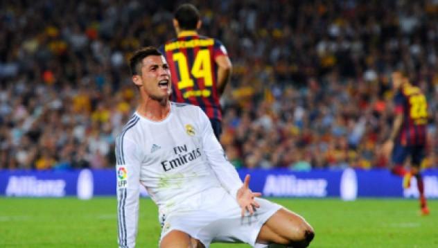 Бускетс към Роналдо: Ревльо!