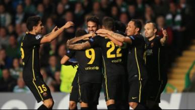 Барселона победи Селтик