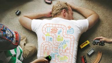 Тениска за масажи