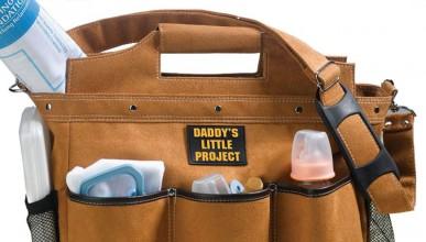 Чанта за татковците