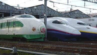 Най-бързите влакове в света