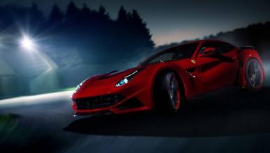 Novitec Rosso с планове за F12 Berlinetta