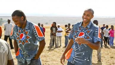 Най-креативните реклами на Pepsi
