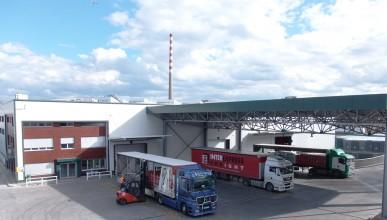 Zagorka отвори уникален зелен склад