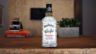 Зимният Jack Daniels