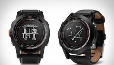 Авиаторски часовник от Garmin
