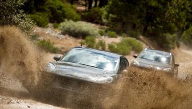 Porsche Macan на тестове