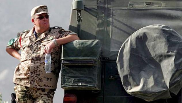 Американските войници и липосукцията