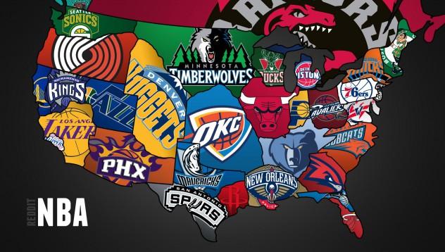 От къде идват парите на някои отбори в NBA