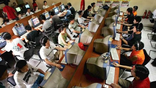 Китайско семейство се обърка в интернет