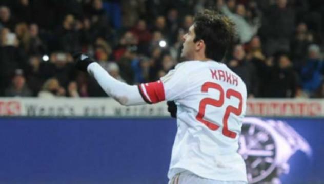 Кака ще става капитан на Милан