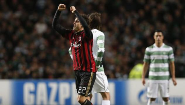 Милан сгази Селтик