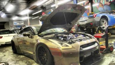 Nissan GT-R със специален туниг