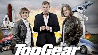 Top Gear отиват във Family Guy