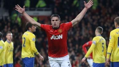 Манчестър Юнайтед се разписа с 1 гол
