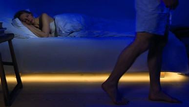 Освети леглото
