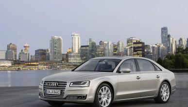 Audi пуска лимитиран A8