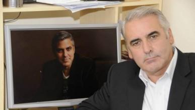 Човекът, който най-много прилича на Клуни