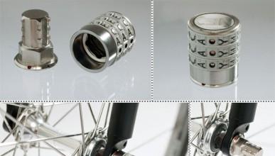 Секретен механизъм за колелото