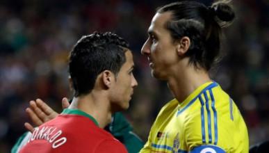 Ибрахимович ще гледа мачовете от Бразилия
