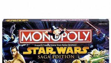 Star Wars Монополи