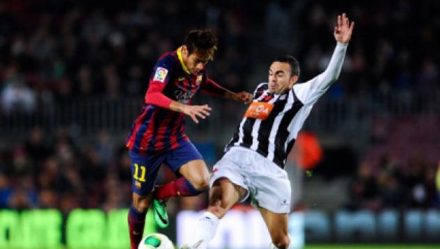 Барселона продължава по пътя за купата на Испания