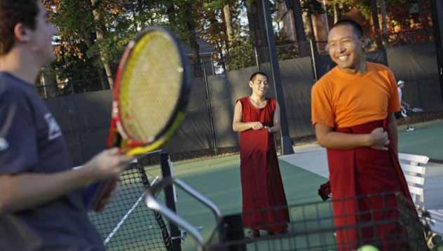Произходът на тениса