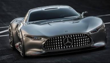 AMG с автомобил специално за Gran Turismo 6