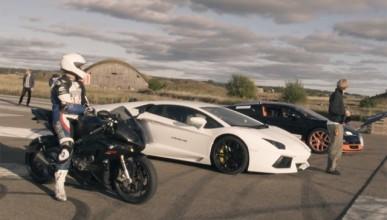 Bugatti VS Lamborghini, VS BMW