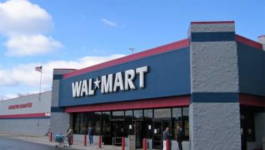 Доживотна забрана за посещение на Walmart