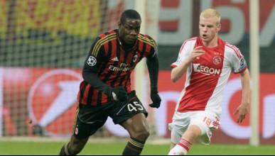 Милан продължава напред