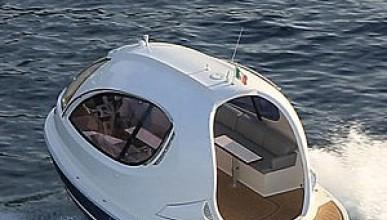 Най-малката яхта на планетата!