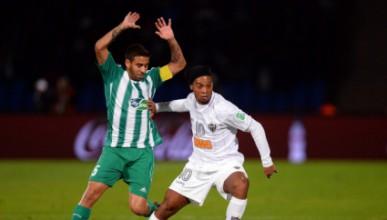 Роналдиньо пропусна шанса за среща с европейски клуб
